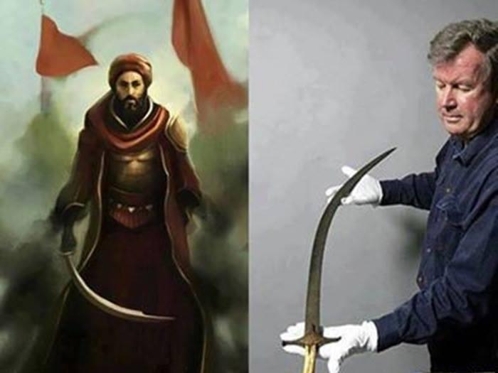 Bukan Katana !! Inilah Pedang Tertajam Di Dunia.