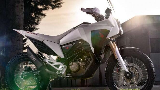 Honda Punya Motor Adventure 125cc, Kece Enggak?