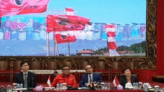 PDI Perjuangan Tingkatkan Kerja Sama dengan Berbagai Kelompok di Luar Negeri