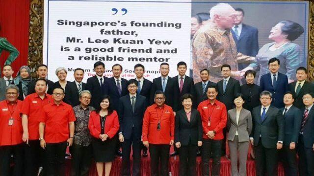 PDI Perjuangan Berbagi Pengalaman dengan Delegasi Calon Pemimpin Singapura