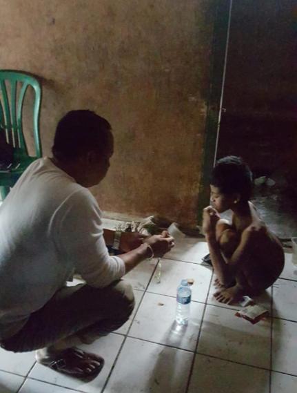 Bocah Cianjur Dikurung 7 Tahun Hingga Kurus Kering