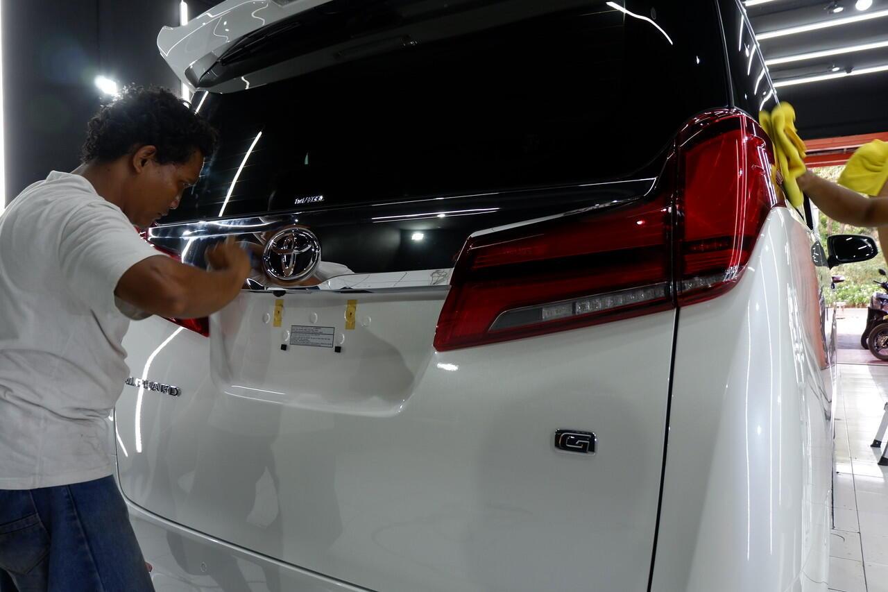 investasi paint protection mobil, jasa anti karat mobil & jual beli mobil bekas