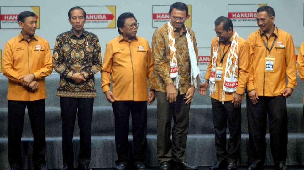 Jokowi Sindir Tokoh Pemimpin Tegas dan Suka Marah-marah