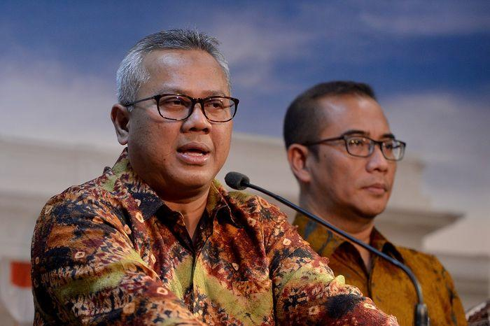 Silang pendapat, kasus pelanggaran tim Jokowi-Ma'ruf dihentikan
