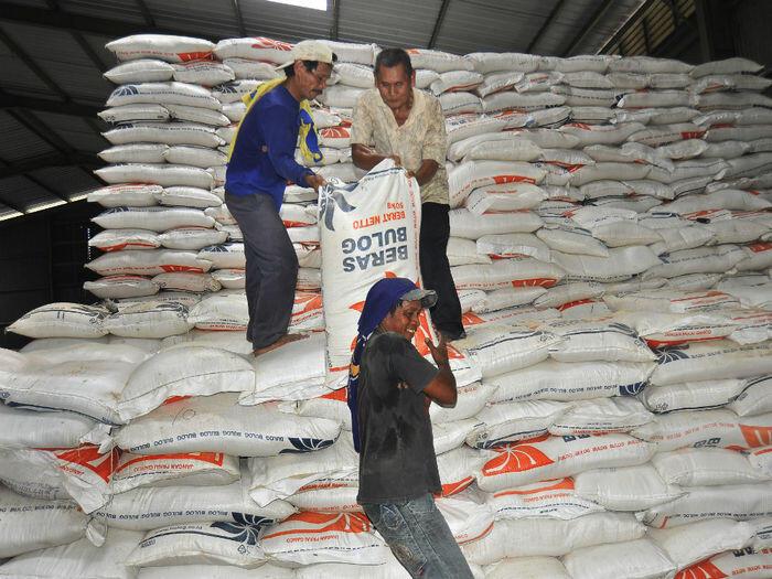 Anomali harga beras bikin geram Buwas