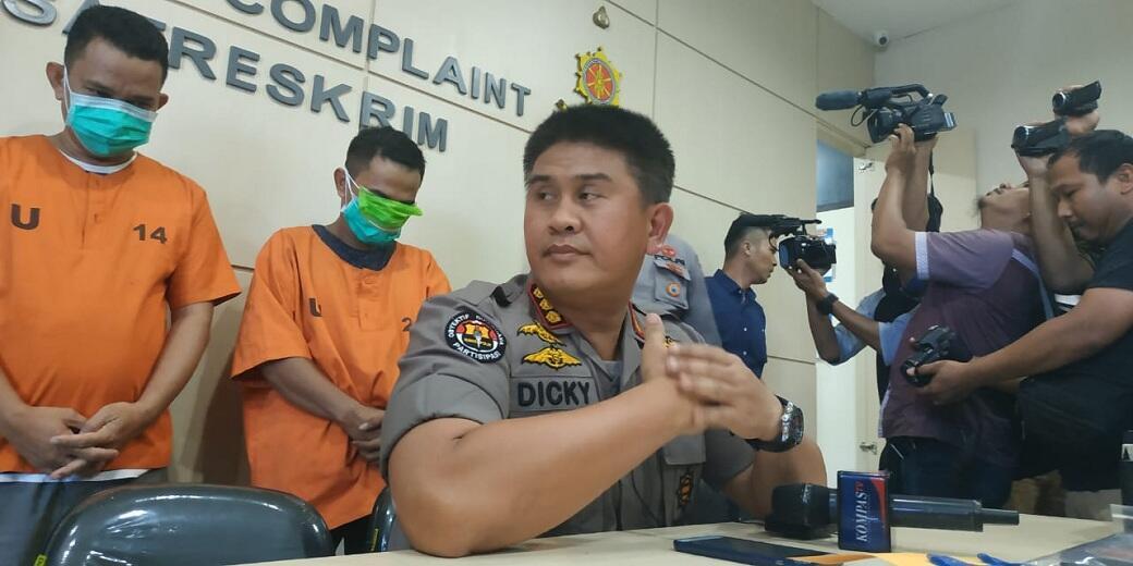Polisi Kembali Tangkap Dua Anggota Sindikat Joki CPNS