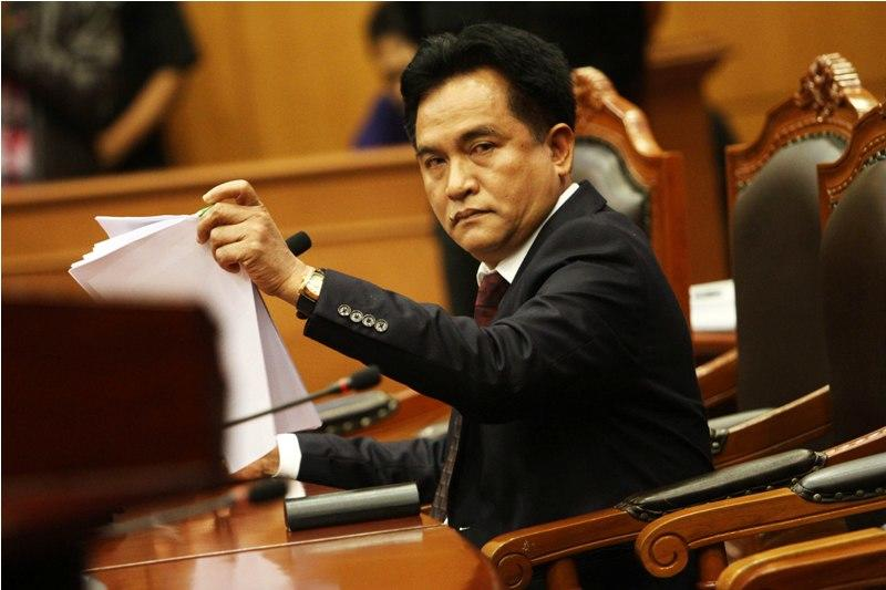 Yusril Dipercaya Tak Akan Menjebak Jokowi