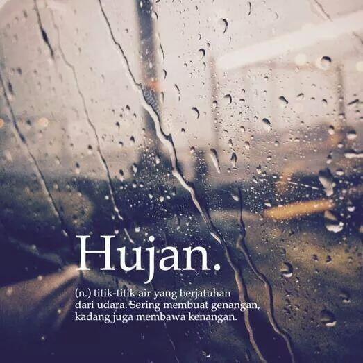 14 Lagu Bikin Baper Dikala Hujan Versi Ane