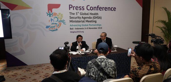 Laboratorium Indonesia Jadi Model untuk Keselamatan dan Keamanan Hayati