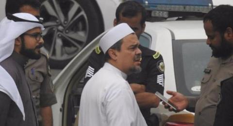 Gun Romli: Habib Rizieq Tak Berani Layani Tantangan Saya