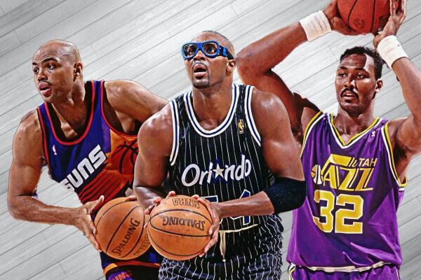 Ini Lho 5 Raksasa Power Forwards NBA Terbaik Sepanjang Masa