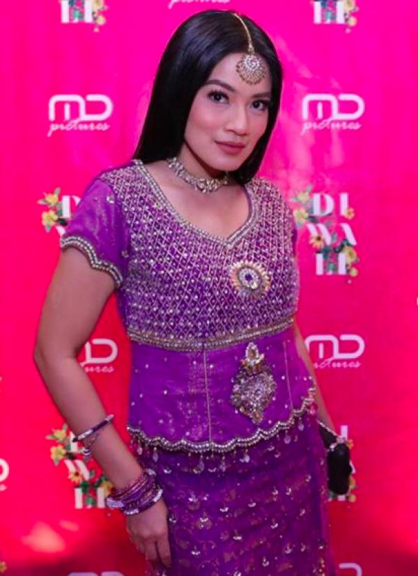 9 Pesona Paripurna Seleb Indonesia Pakai Sari, Ada Cinta Laura!