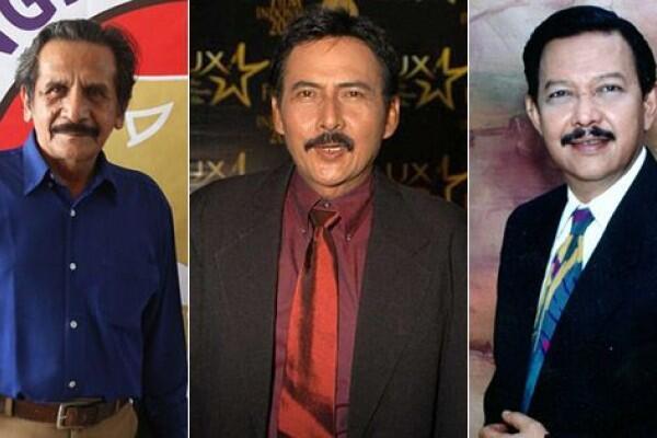 8 Aktor Gaek Ini Akting di Sinetron Lawas dengan Ciri Khas Kumis Tebal