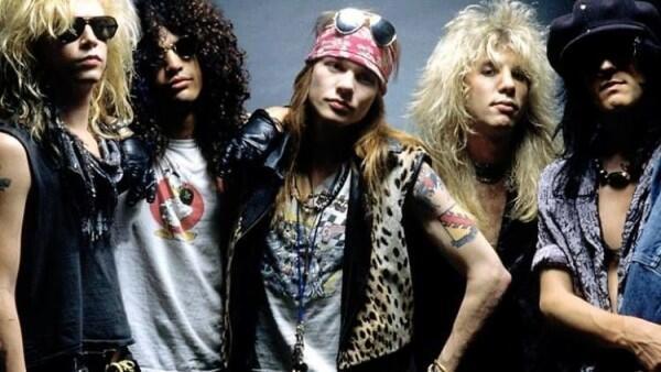 "Kisah Kasih di Balik ""November Rain"", Lagu Epik Guns N' Roses"