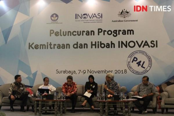 Program Kemitraan dan Hibah INOVASI Resmi Diluncurkan