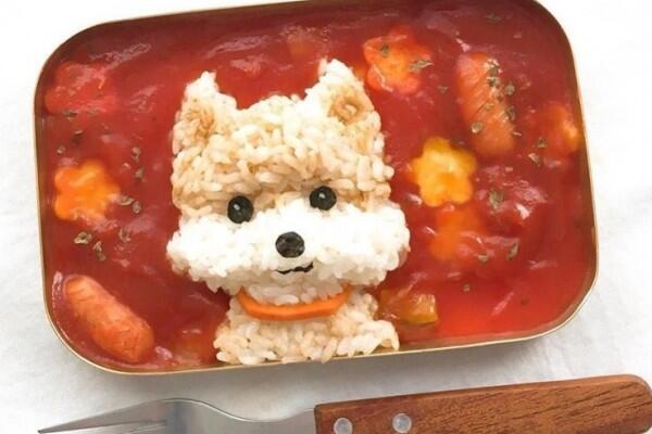 12 Potret Unik Kreasi Nasi ala Foodies Korea Selatan, Yakin Mau Makan?