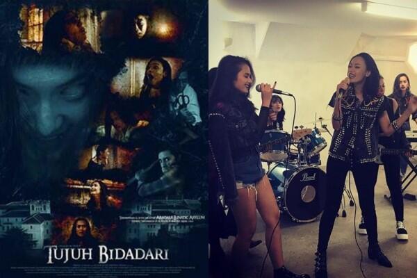 Review Film 7 Bidadari, Misi Mengembalikan 100 Tahun Nyawa yang Mati