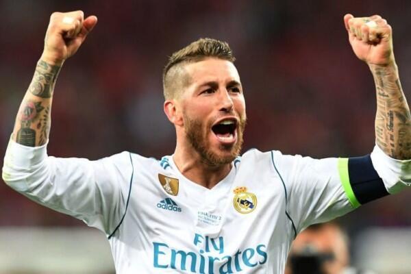 Sergio Ramos Kembali Berulah, Midfielder Viktoria Plzen Jadi Korban