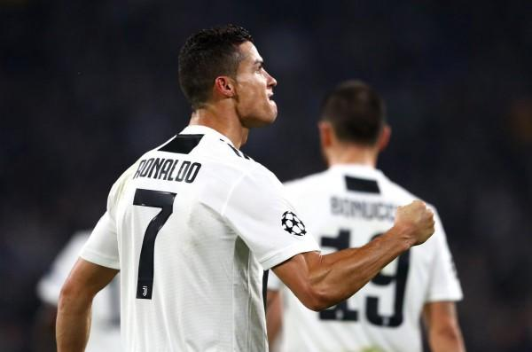 Ronaldo Bobol Gawang Manchester United, Juventus Tetap Kalah 1-2