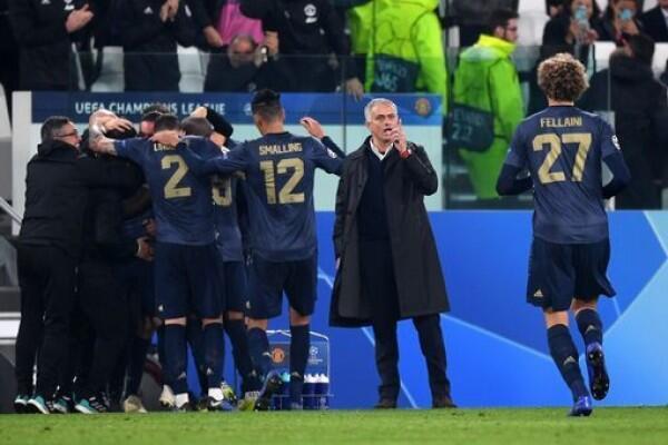 Comeback Dramatis, Man United Permalukan Juventus di Kandang Sendiri