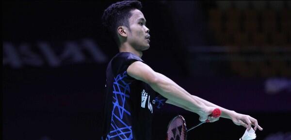 Hadapi Ginting di R2 Fuzhou China Open, Begini Kata Jonatan Christie