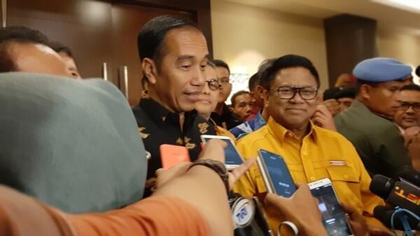 Jokowi: Ada yang Bilang Tegas, Tapi Suka Marah-marah