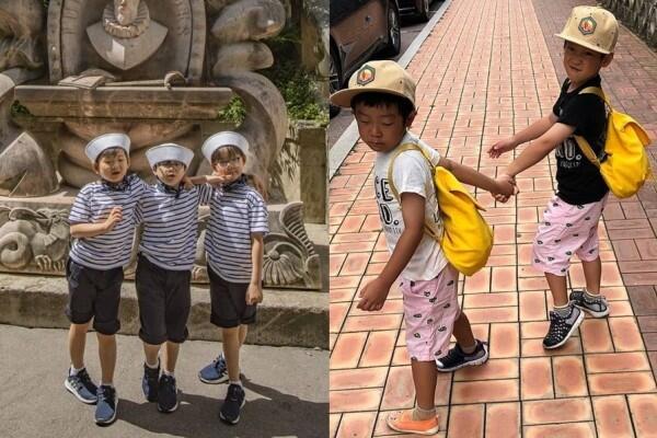 10 Inspirasi Baju Couple buat Anak Kembar, Kompak & Super Gemas!