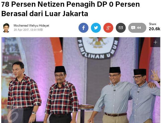 Tahun Politik, Jokowi Siapkan Rumah Murah DP 0% Bagi PNS