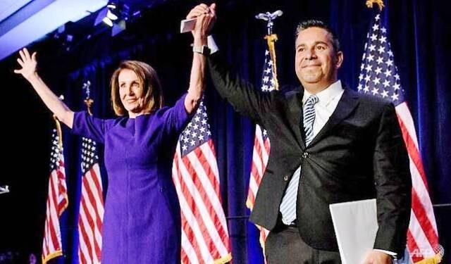 Partai Demokrat Kuasai DPR AS
