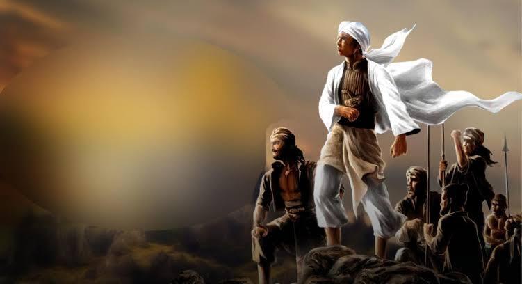 ISLAM KACAU & SOSOK THE GREAT LEADER