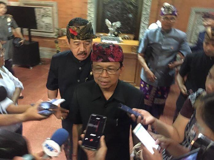 Gubernur Bali Perintahkan Toko-toko Jejaring Tiongkok Ditutup