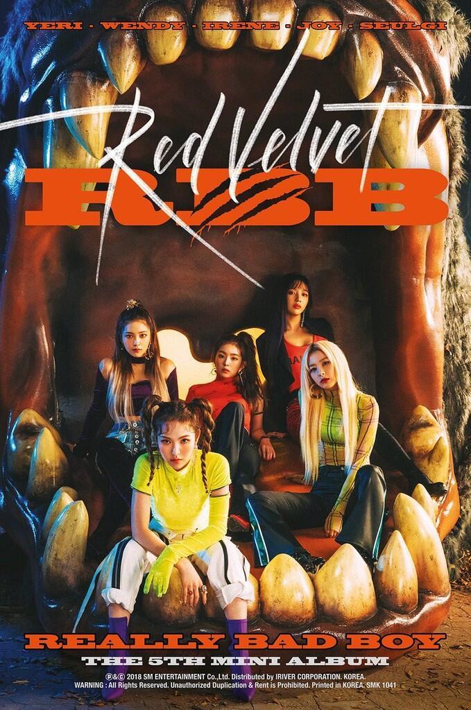 Red Velvet Siap Rilis Album Baru, Gunakan Konsep Horor 90-an?