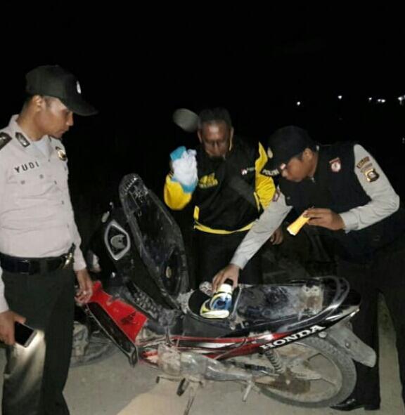 Di Duga Bodong, Tiga Unit Motor diamankan Polisi