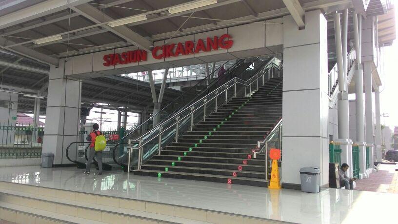 Pentingnya Minimarket dalam Stasiun Kereta Api