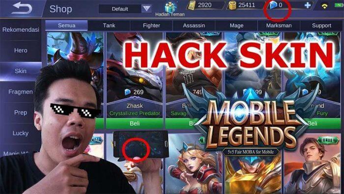Empat Cheat Mobile Legends Yang Fenomenal dan Wajib diBan Penggunanya!