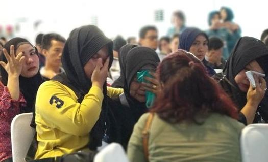 5 Istri Korban Berebut Uang Asuransi, Lion Air Tawarkan Dua Opsi