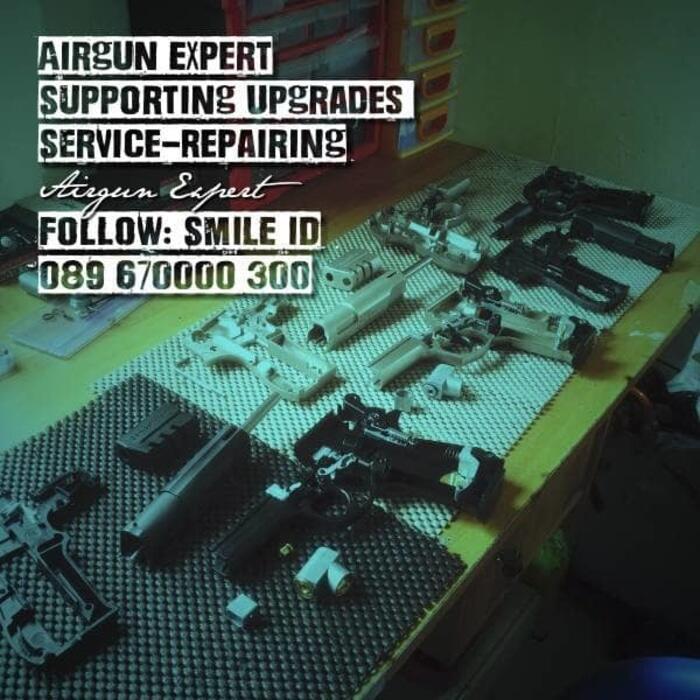 Perjalanan Airsoft Gun