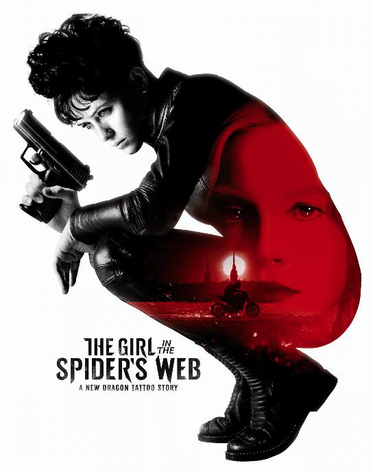 #GirlintheSpidersWebID Jadi Film yang Ditunggu-tunggu pada Bulan Ini