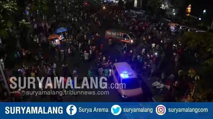 Kronologi Insiden Surabaya Membara, Terdengar Teriakan 'Awas' Saat KA Melintas