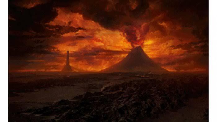 Inilah Dua Gunung yang Dapat Mempercepat Kiamat