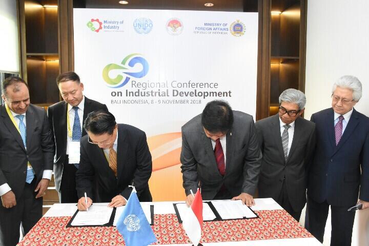 Indonesia Gandeng Negara Asia Pasifik Akselerasi Industri 4.0