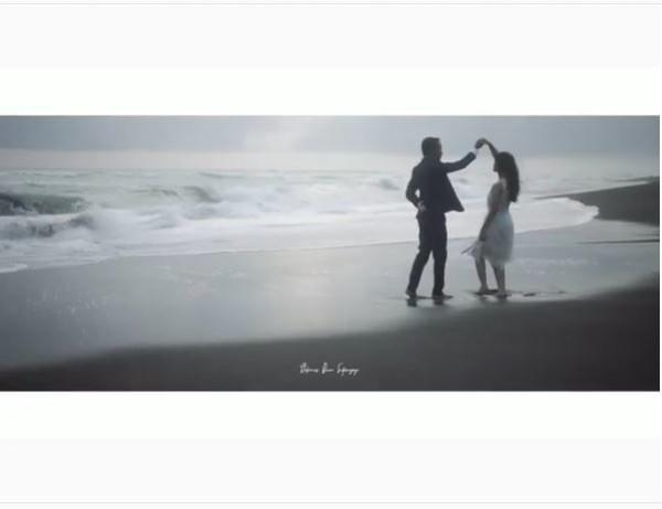 Berlokasi di Yogyakarta, Intip 9 Potret Romantis Prewed Mas Pur 'TOP'