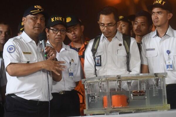 KNKT: Kita Mau Cari CVR Lion Air Sampai Ketemu!