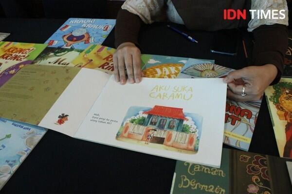 Mitra INOVASI Pamerkan Karya Pembelajaran, Unik dan Kreatif!
