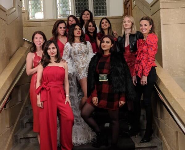 Mendekati Hari-H, Ini Keseruan Pesta Lajang Priyanka Chopra