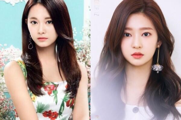 7 Potret Kim Minjoo, Visual IZ*ONE yang mirip Tzuyu Twice