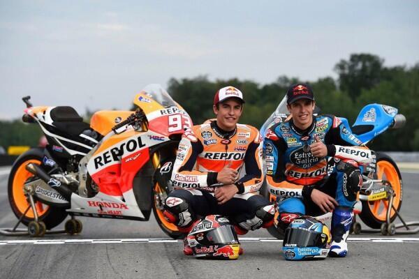 Ternyata 4 Pasang Pembalap MotoGP Ini Bersaudara, Sudah Tahu Belum?