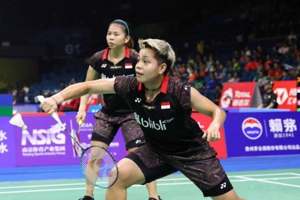 Indonesia Loloskan Enam Wakil ke Perempat Final Fuzhou China Open 2018