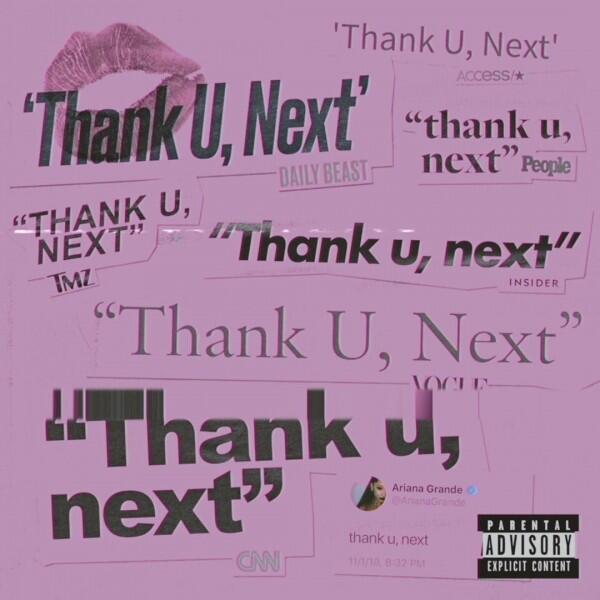 Rilis Lagu Baru, Ariana Grande Sebut Nama 4 Mantan Pacarnya Sekaligus