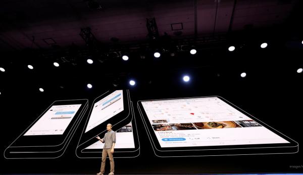 Samsung Perkenalkan Inovasi Smartphone Lipat, Inilah 5 Info Tentangnya